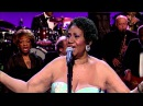 Aretha Franklin - Rolling in the Deep / Ain't No Mountain Live Adele Cover Version