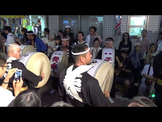 東京天水連【第61回東京阿波おどり高円寺】
