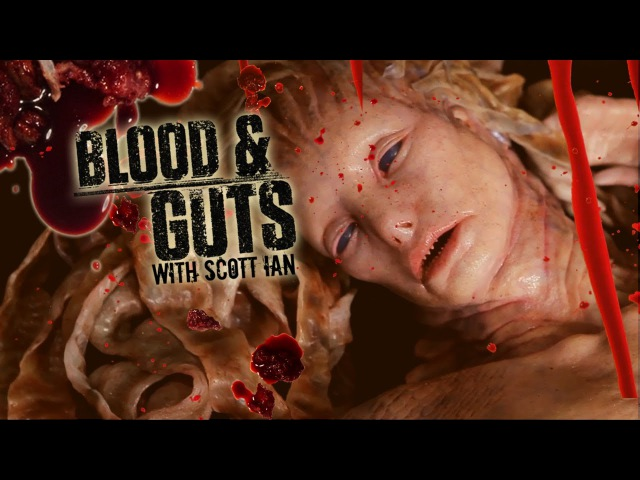Joel Harlow Bonus Scenes - Blood and Guts with Scott Ian