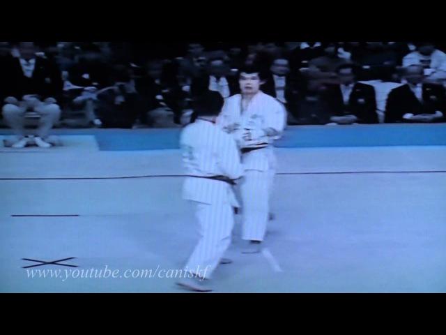 JKA 1981 9th Japan Cup Final H.Murase vs S.Nishimura