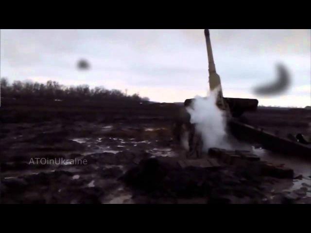 Клип снятый бойцами АТО