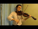 Скрипка Ибрагима из сериала Великолепный век violin cover