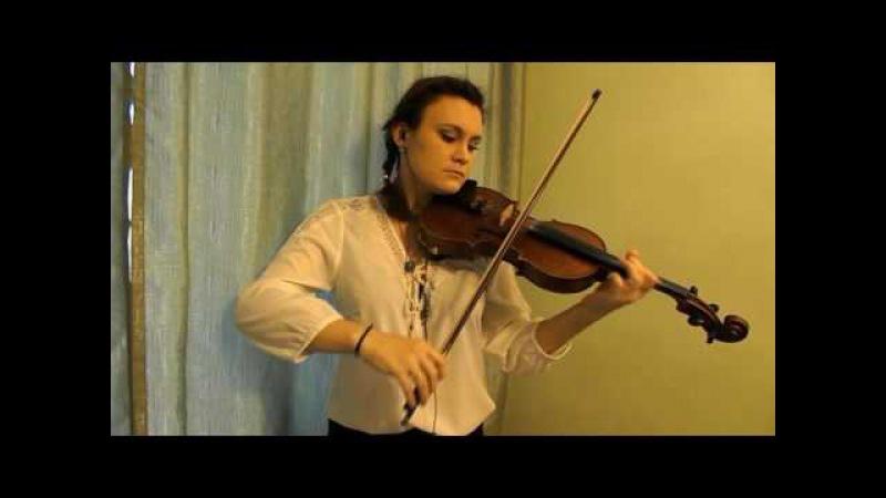 Скрипка Ибрагима из сериала Великолепный век (violin cover)