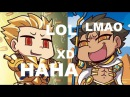 【FGO】Servants Laughing SONG VERSION Compilation 【Fate/Grand Order】
