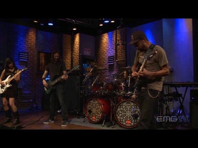 Tony MacAlpine plays Confessions of a Medieval Monument on EMGtv