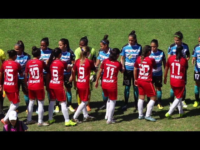 LibertadoresFemenina | San Martín de Porres 1 - 1 Generaciones Palmiranas