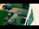 Порыв ветра унес маленькую девочку в Огайо