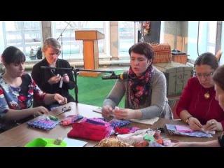 Мастер-класс Светланы Липовка: Девка с парнем – парные куклы