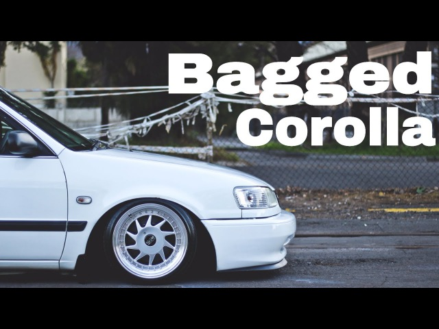 Ameen's Bagged Corolla