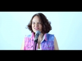 Rihanna - Umbrella (live looping cover by ELLINA R using Voice live 3, Garage Band  ukulele)