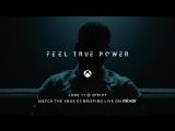 Project Scorpio - Feel True Power #4