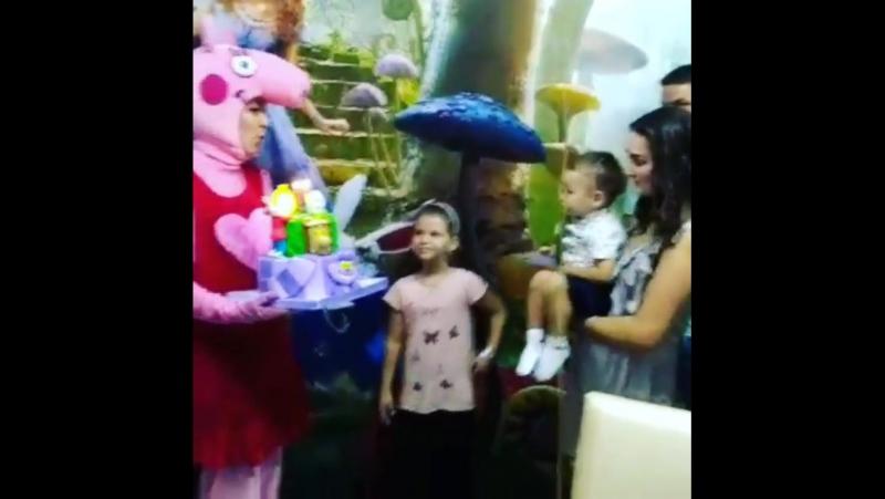 Второй день рождения Ежи 🎂 Спасибо всем кто был с... Купить свечи в Казани 18.09.2017