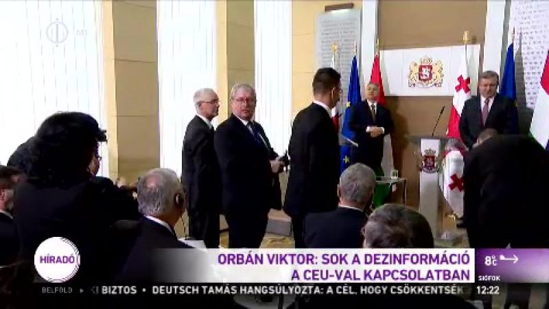 Már Orbán is ígéri hogy a CEU nak nem eshet bántódása