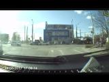 Авария на Шевченко в Смоленске