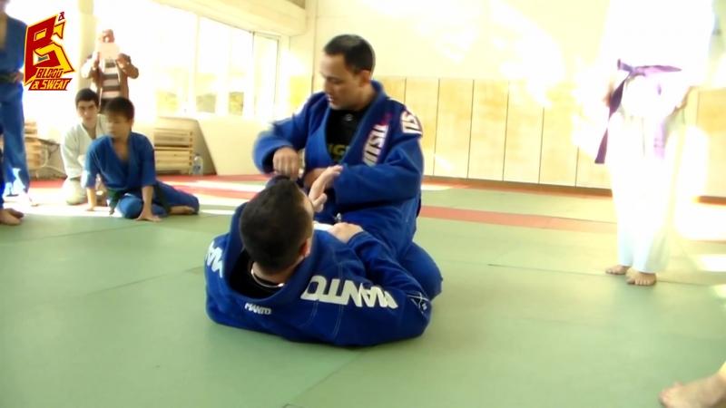 Бразильское джиу-джитсу для новичков. Jui-Jitsu seminar