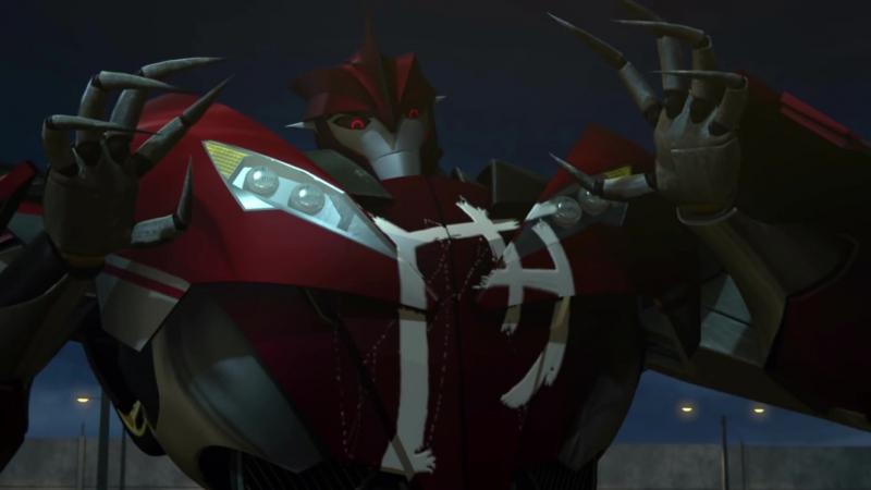 Трансформеры: Прайм — 1 Сезон 21 Серия «Перезагрузка» 1080p Full HD