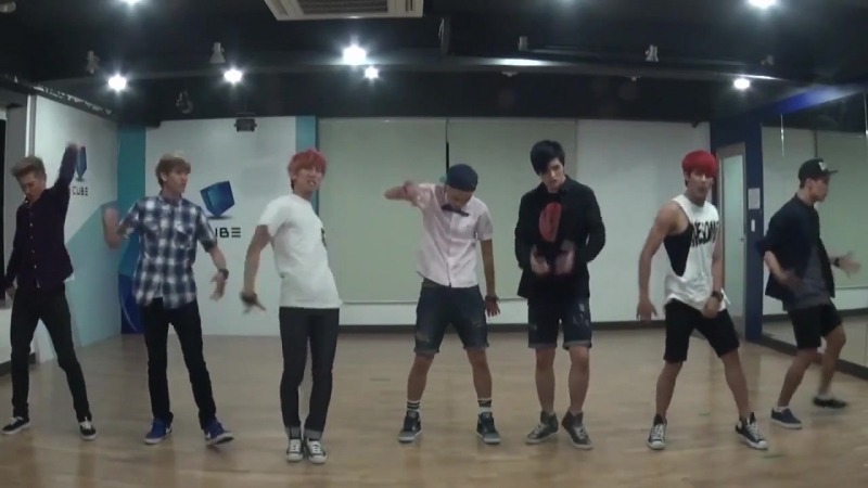 Dance Practice_ BTOB - Thriller