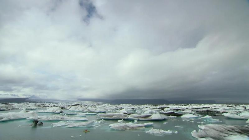 Как нас создала Земля (2010) вода