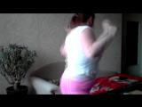 Сочная попка в масле танцует тверк (18 )