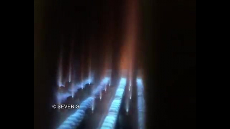 Водородный котел DAEWOO - Hydrogen gasboiler for heating