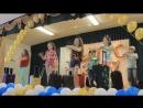 Выпускной 4-х классов танец с чемоданами