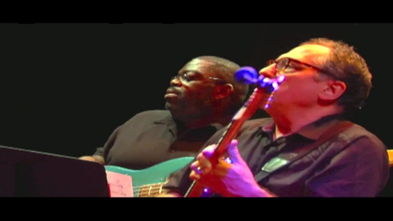 Chuck Loeb, Everette Harp, Jeff Lorber - Live at Aqui y Ajazz, smooth jazz, guitar, saxophone, джаз, гитара, саксофон