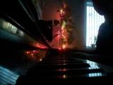 Хвост Фей на фортепиано