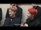 170227 NCT DREAM Interview Part 1 @ KBS World Arabic