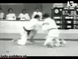 Курамото (Япония) - Невзоров (СССР) Монреаль-1976  - Kuramoto (JPN) - Nevzorov (RUS) [-70kg]