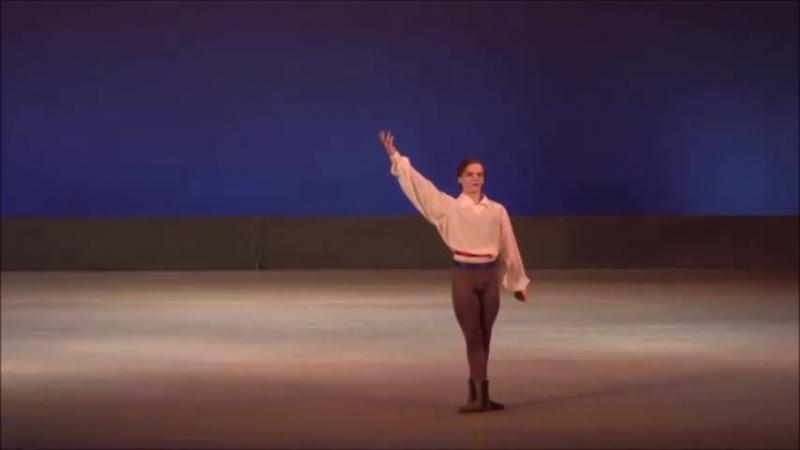 Костя_Национальная опера Украины - концерт студентов КГХУ, декабрь 2016, 3 отделение