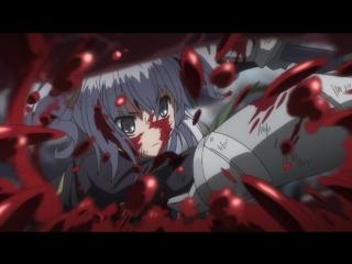 SukaSuka 12 серия END [Озвучили: OVERLORDS & Freedom & Mutsuko Air] / Что ты будешь делать во время апокалипсиса? 12