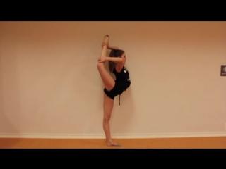 Задняя затяжка | How to do a Needle