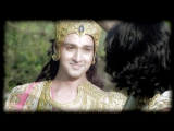 Арджуна и Кришна. И бывает друг, более привязанный, нежели брат.