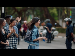 Pepsi Live For Now Moments Anthem starring Kendall Jenner feat. Lions by Skip Marley