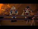 LEGO Ниндзяго Мастера кружитцу 2 серия Золотое оружие 2011