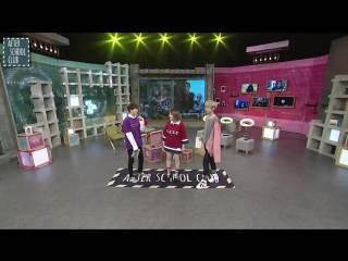 [AFTER SCHOOL CLUB] KAEMIN's fight for the center spot. Who will become the cent