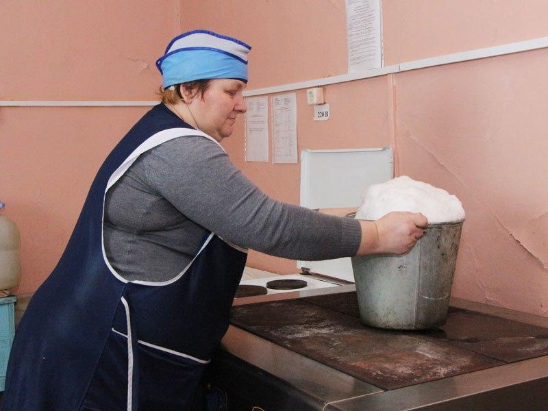 ВКурской области вшколе нет теплого туалета иводы