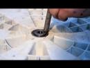 Замена подшипников в стиральной машине Indesit с клееным баком часть 2