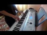 Kygo ft. Conrad - Firestone ( piano cover )