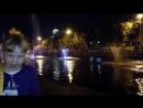 Поющий фонтан плотинка екатеринбург