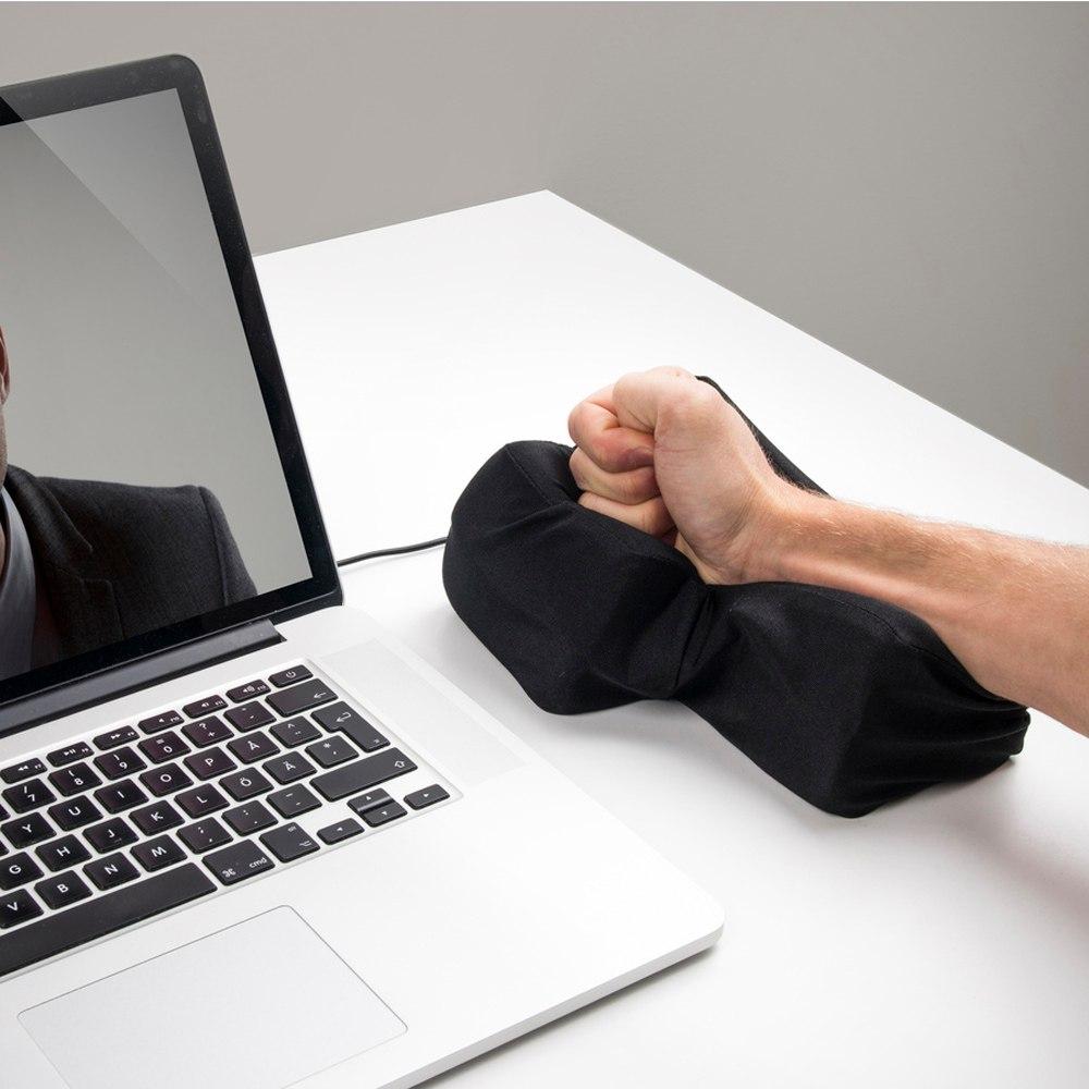 Подушка Антистресс Enter с USB На этой мягкой клавише можно и удар отработать и поспать при случае