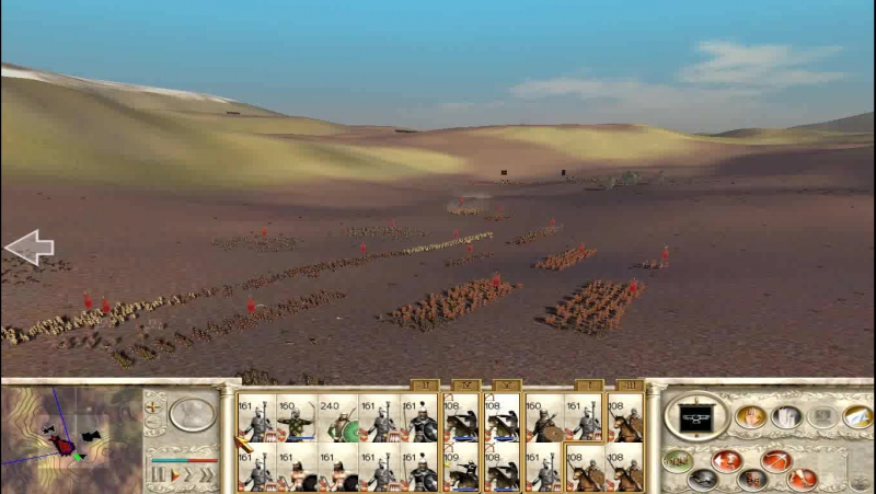 Rome Total War mod Wind of East