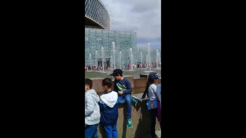 1 Маусым балалар куни кутты болсын Астана
