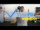 30 Min VimoFit HIIT Workout w/ Relentless Jake - HASfit High Intensity Interval Training Exercises
