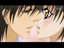 Skip Beat! Animation - Chapter 148/149 Ren kisses Kyoko