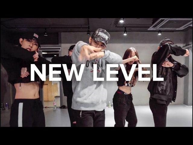 New Level REMIX ft. Future, A$AP Rocky, Lil Uzi Vert - A$AP Ferg / Koosung Jung Choreography