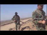 The Syrian army and allies are regaining more border points with Jordan