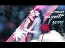 ►Paul Wesley and Nina Dobrev 8 Years All I Need