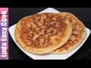 БЫСТРЫЕ ЛЕПЕШКИ С СЫРОМ на сковороде Рецепт теста на кефире а-ля ХАЧАПУРИ - Khachapuri