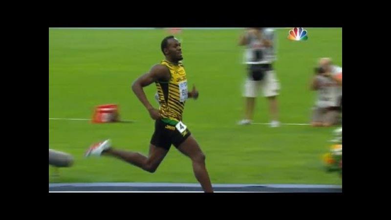 Usain Bolt claim 3rd historic 200m title - Universal Sports